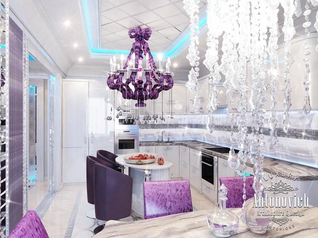 Kitchen Dubai from Luxury Antonovich Design