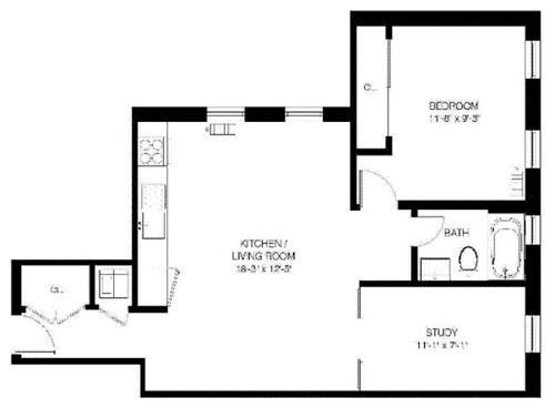 Desperately need layout help for small space: living room/dining room