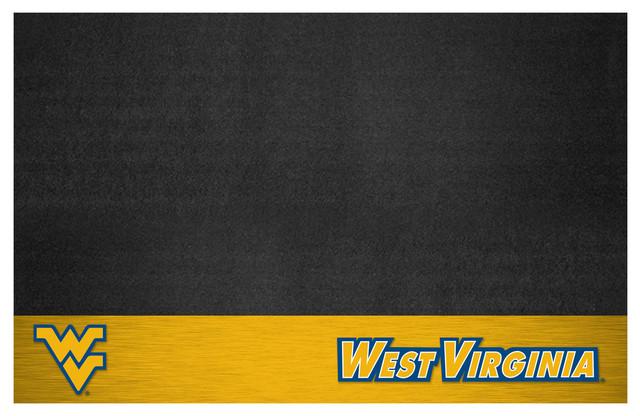 """West Virginia Grill Mat 26""""x42""""."""