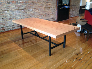 Thick Dining Table