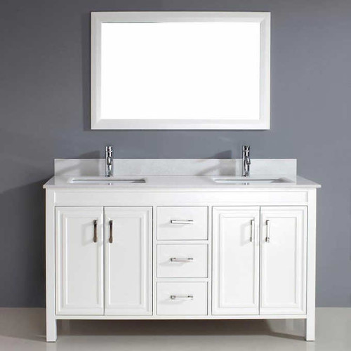 need opinion is freestanding bath vanity too close to walls