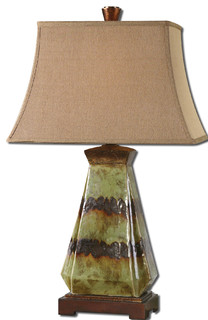 salvio ceramic table lamp traditional table lamps by fratantoni. Black Bedroom Furniture Sets. Home Design Ideas