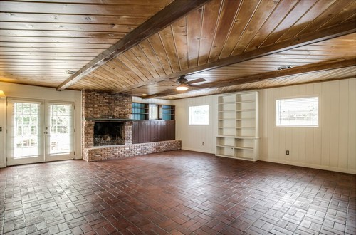 How Difficult To Replace This Wood Paneled Ceiling?