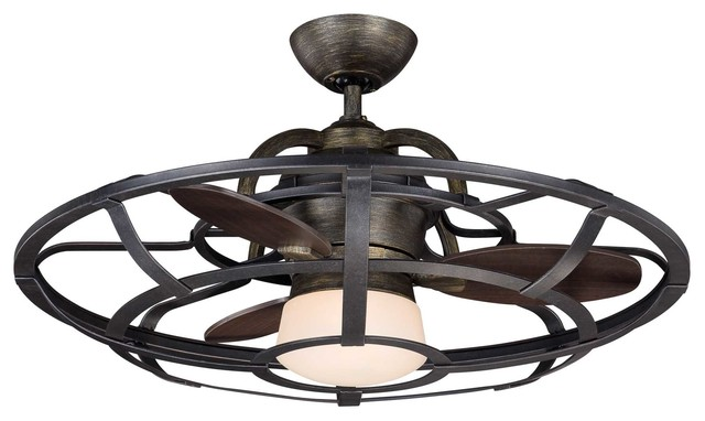 Savoy House Alsace Fan Reclaimed Wood Transitional Ceiling Fans