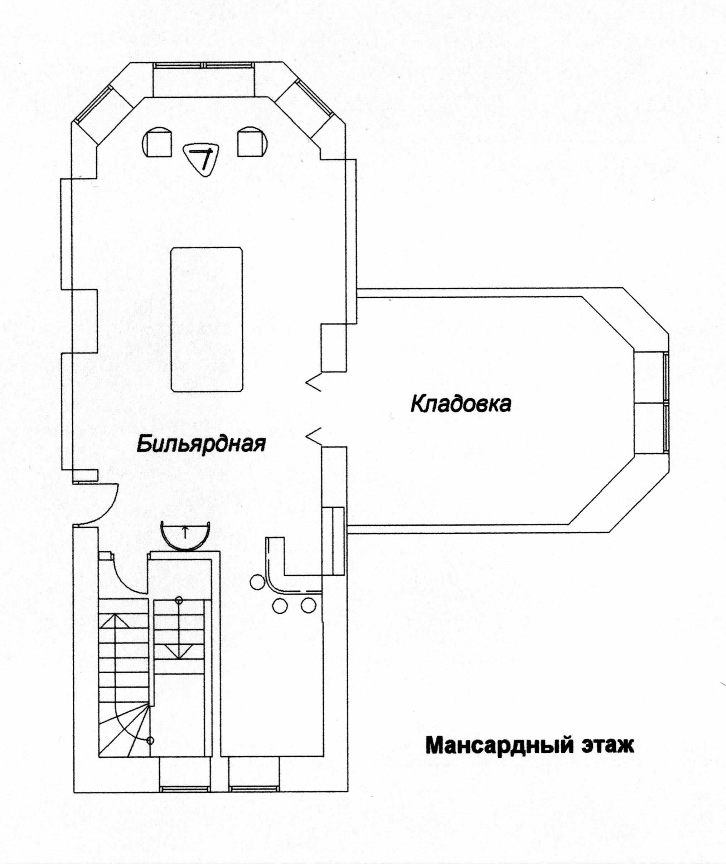 Дом Симферопольское шоссе 2