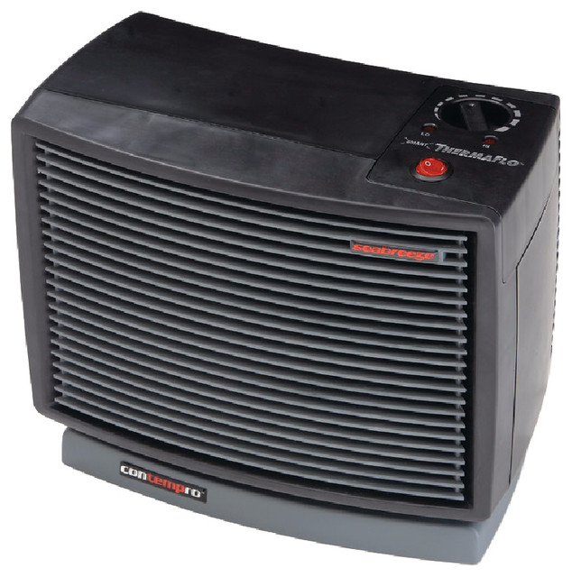 Pulse Action Heat Sweep 1500 Watt Heater With Thermaflo Technology.