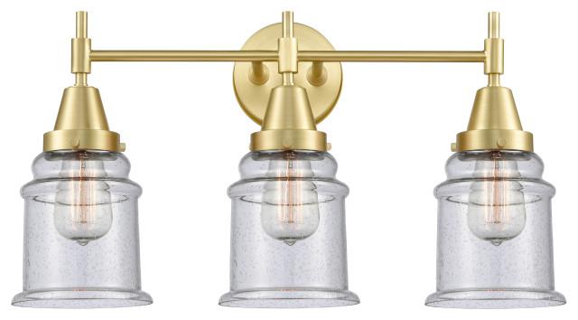 INNOVATIONS LIGHTING 447-3W-SB-G184-LED Caden 3 Light 26 ...
