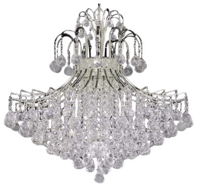 French empire crystal silver chandelier traditional french empire crystal silver chandelier traditional chandeliers mozeypictures Choice Image