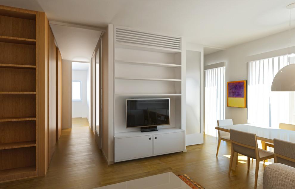 CASA GC, 70 m2 ristrutturazione PROGETTO