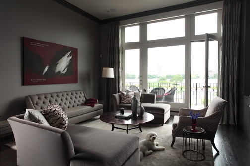 Delicieux This Is An Example Of A Contemporary Living Room In Boston. Email Save. Daher  Interior Design
