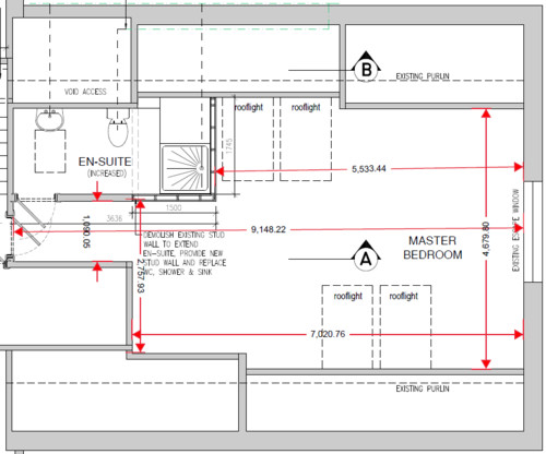 need help for my bedroom layout for an usual room - Master Bedroom Layout
