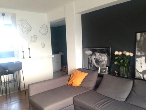 Quelles couleurs pour un salon chaleureux id e inspirante pour - Mobilier chambre adulte ...