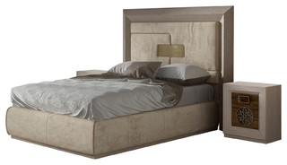 MA-60 Bed, King With Nightstand