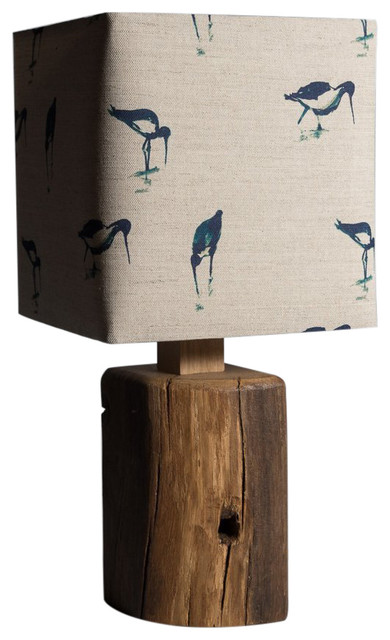 Beam Table Lamp, Wading Bird