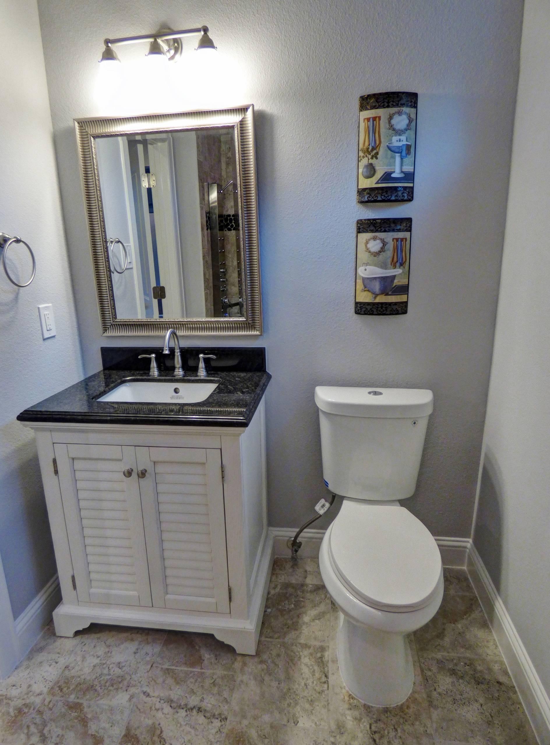 The Oasis of Westbury Man's Master Bathroom 2