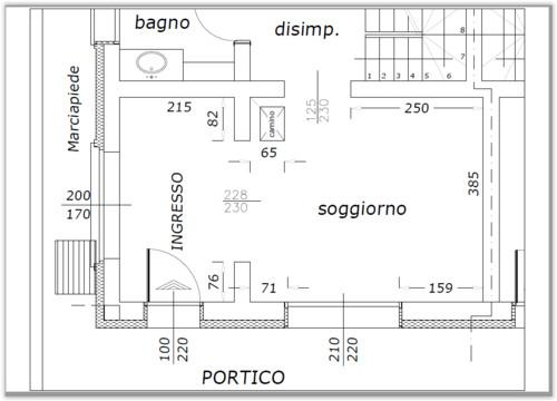 Consiglio posizione divano tv in soggiorno for Divano 4 metri