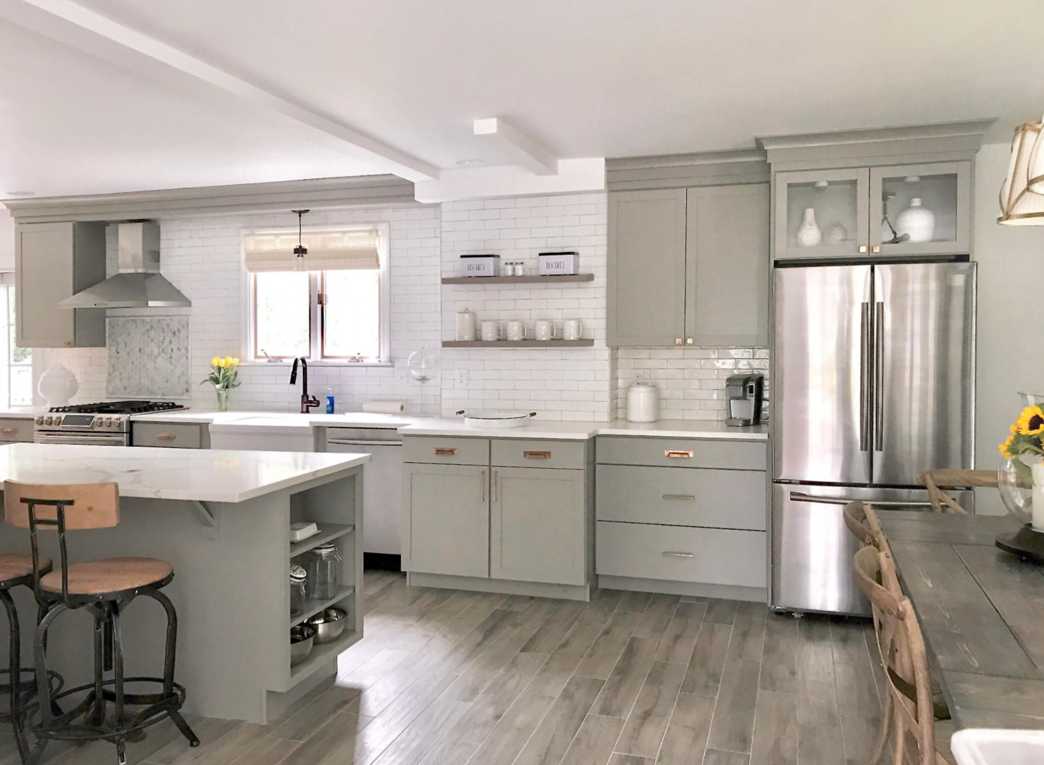 Our Episode Of HDTV's Move And Improve. A Wicked Winter Reno