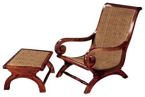 Super Design Toscano Af91565 British Plantation Chair Footstool Dailytribune Chair Design For Home Dailytribuneorg