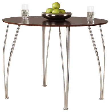 DHP Bentwood Round Dining Table Dining Tables By Cymax