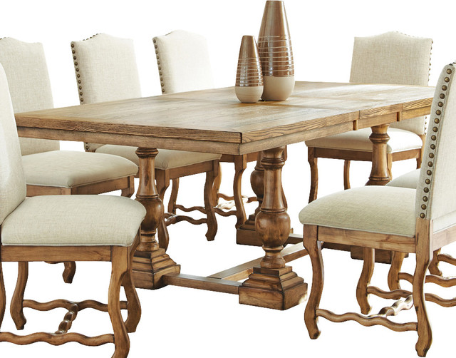 Oval Drop Leaf End Table Plymouth Furniture ... Plymouth Dining Table w/18 Inch Leaf in Oiled Oak - Dining Tables