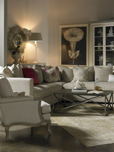 Showroom Contemporary Living Room Atlanta By Domestic Comfort