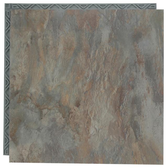 place nu0027 go vinyl floor tiles sample set of 2 ocean shale