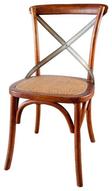 artefac cross back dining chair reviews houzz. Black Bedroom Furniture Sets. Home Design Ideas