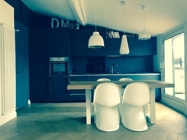 Ristrutturazione appartamento in centro storico a Rapallo