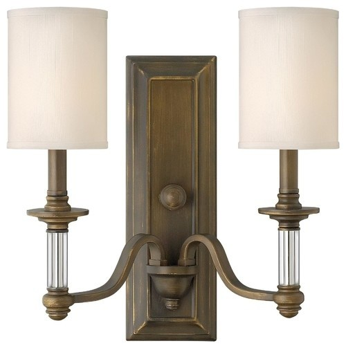 Hinkley Lighting 4792BN Wall Sconces Sussex