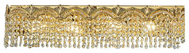 Regency II, 24k Gold Plate