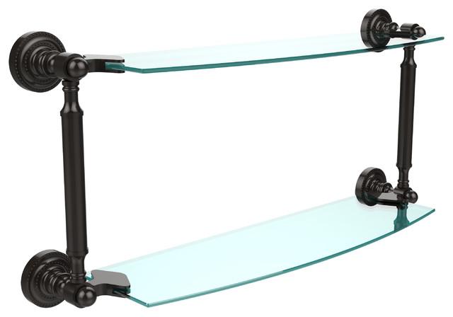 18 glass bathroom shelf | My Web Value