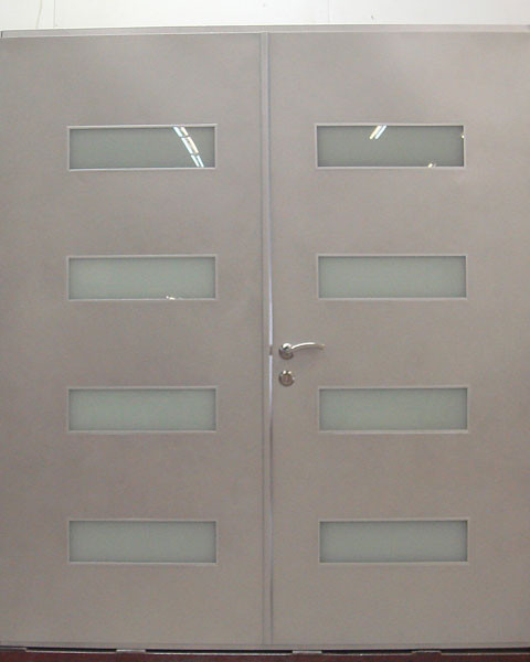 Stunning Modern Double Front Doors 800 X 615 349 Kb