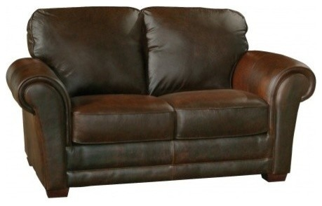 Outstanding Mark Italian Leather Loveseat Caraccident5 Cool Chair Designs And Ideas Caraccident5Info