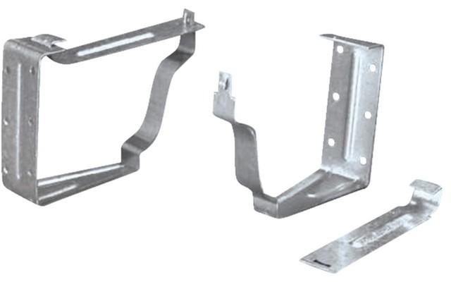 "10 Pack Amerimax 33047PK Gutter 7/"" Aluminum Screw With 5/"" Plastic Ferrule White"
