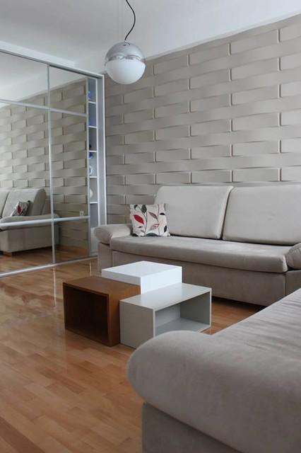 3D Wall Panels, Vaults Modern Wall Panels