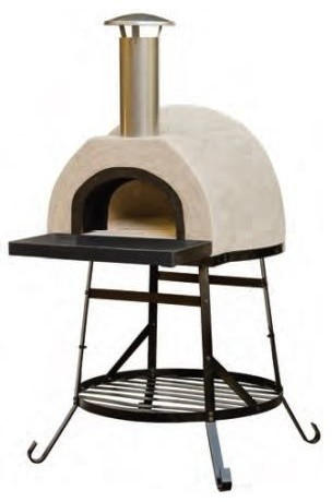 Wood Fired Oven Ad60, Fiber Glass.