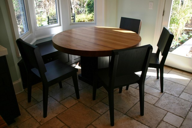 54 Round Dining Table And Chairs Contemporary Dining Tables Nashv