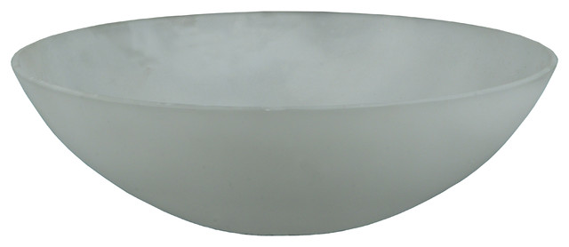 9x3 bowl frosted glass shade transitional lighting globes and 9x3 bowl frosted glass shade aloadofball Gallery