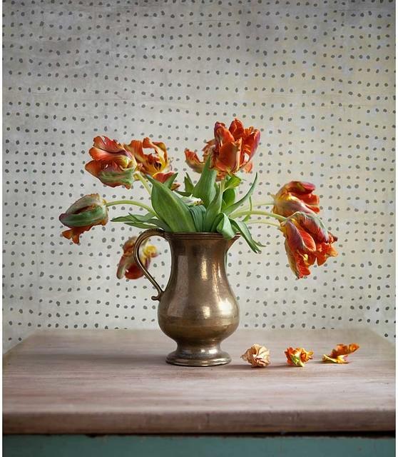Myriad Allover Stencil Pattern, Better Than Wall Decals or Wallpaper DIY  Decor