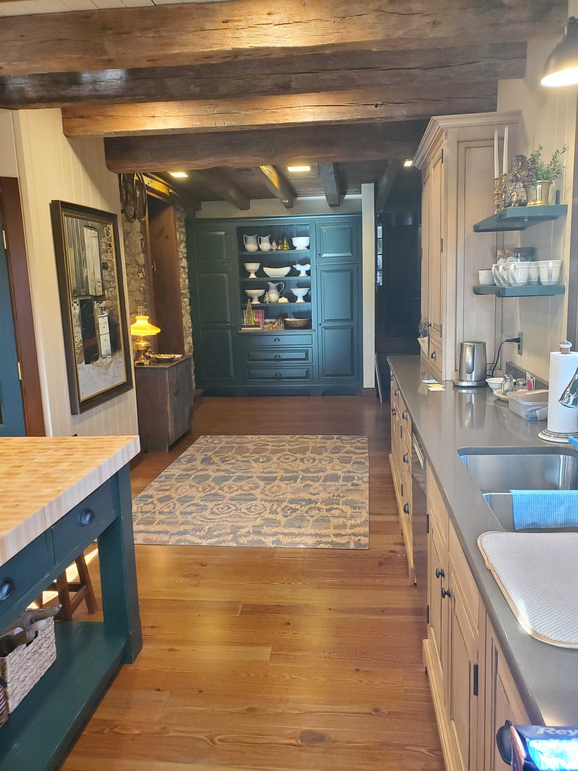 Kentfields Farm Kitchen