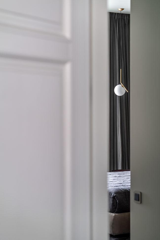 Luxury apartment renovation