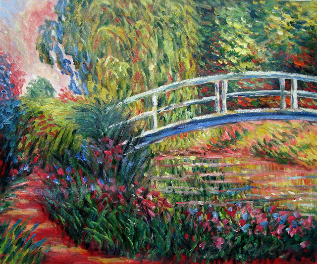 Claude Monet Oil Paintings Traditional Artwork