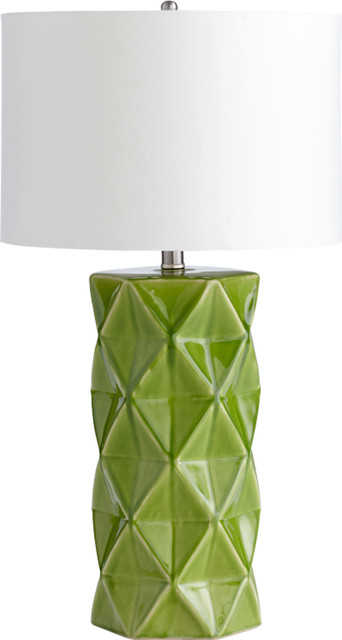 Hoshi Table Lamp, Green Apple.