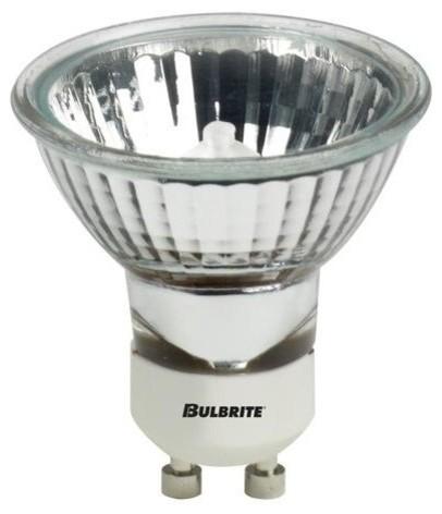 Dimmable Halogen Light Bulbs, 10 Bulbs, 20w - Contemporary - Halogen Bulbs - by ShopLadder