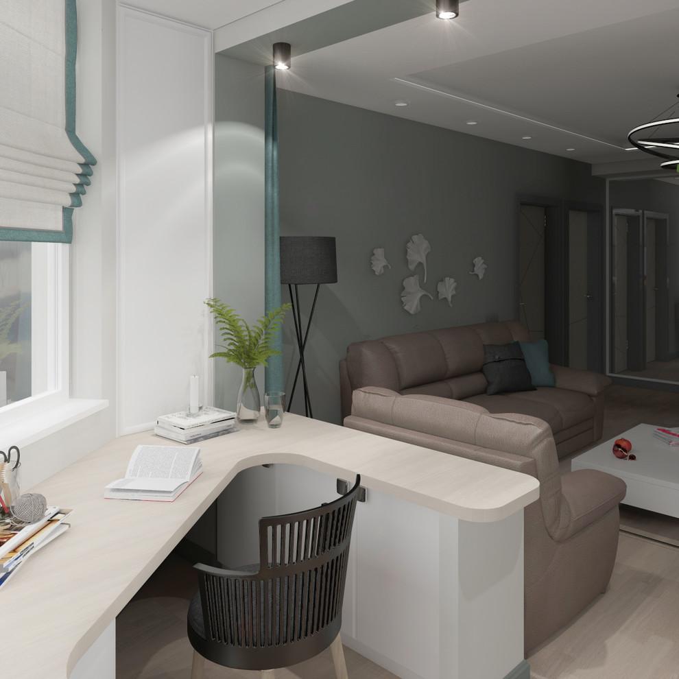 Проект квартиры на Профсоюзной