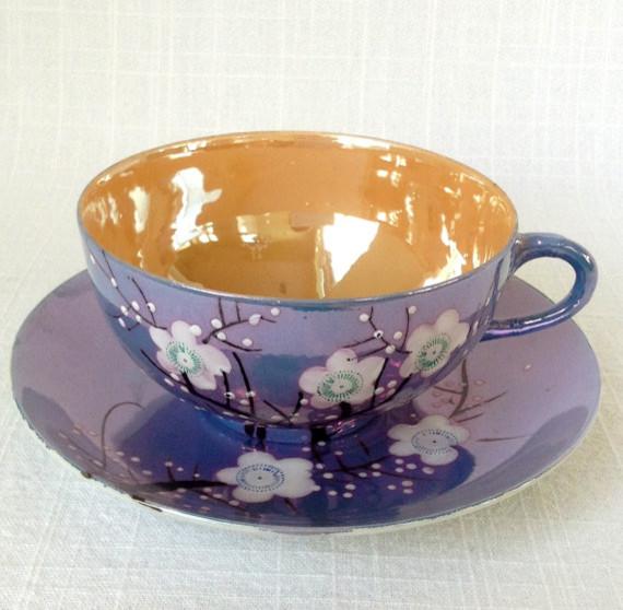 Asian Tea Cup 72
