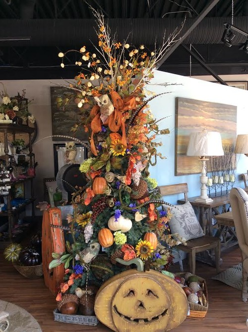 decor natural elements decorating with natural elements bring the outdoors in with this Bring the outside in. There is nothing that makes a home feel more cozy  than natural elements, especially during the fall. Make centerpieces with  pumpkins, ...