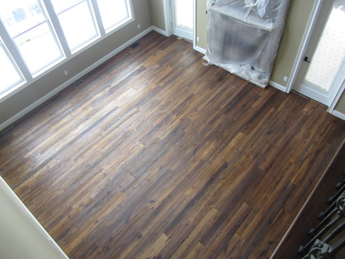 hand scraped oil finished wood is a rich tradition and a beautiful one at that - Hand Scraped Hardwood