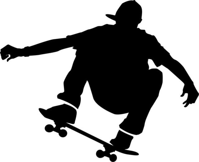 Stencil Ease 180 Skateboarding Stencil Wall Stencils Houzz