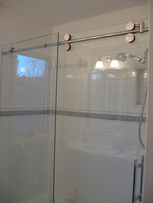 this is a tub enclosure